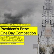 LRSA President's Prize One Day Student Competition (Briefing)