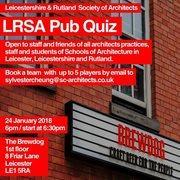 LRSA Pub Quiz
