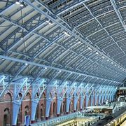 Alastair Lansley CBE Open Lecture - 'The Transformation of St Pancras'