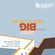 The Architecture BIG Event