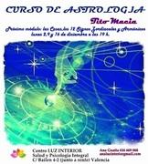 curso de astrología por Tito macia en Valencia