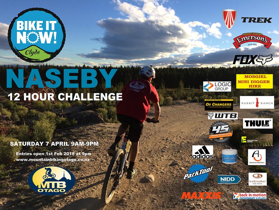 2018 Naseby 12 Hour Challenge