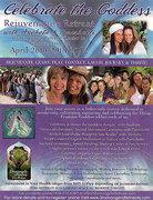 Celebrate the Goddess - Rejuvenation Retreat with Anahata & Parashakti