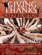 Giving Thanks Celebration | Vibe Sedona