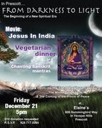 Chanting & Film: Jesus in India - PRESCOTT