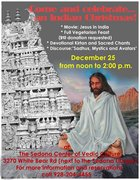 Come and Celebrate An Indian Christmas