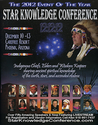 Star Knowledge Conference with Indigenous Chiefs, Elders & Wisdom Keepers