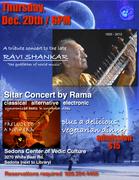 Ravi Shankar Tribute Sitar Concert