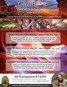 Energy Healing Tools & Shamanic Training with Anahata