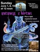 Sunday Satsang & Transcndence