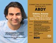 Abdy :Connecting to the Source Sessions