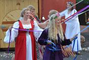 The Sedona Beltane Festival - Free Event with Music, Costumes and Fun