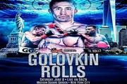 Watch Gennady Golovkinvs Steve RollsMiddleweight Boxing Live Streaming Free Online on DAZN 8 June 2019