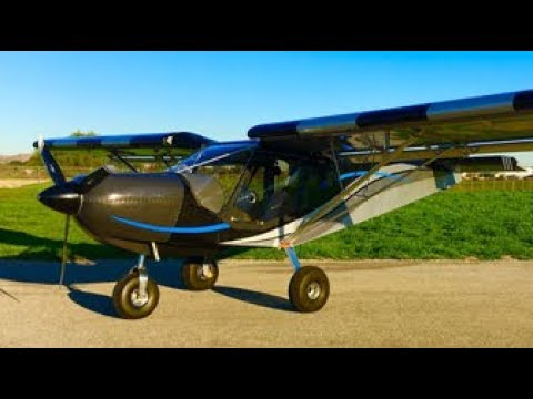 Flyin' off the 40 in a STOL CH 750