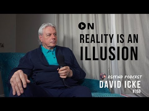 CONSCIOUSNESS, THIRD EYE, HIGHER DIMENSIONS - DAVID ICKE