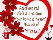 Wish you a very happy Valentines day 2014