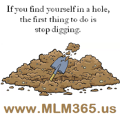 If You Find Yourself In A Hole