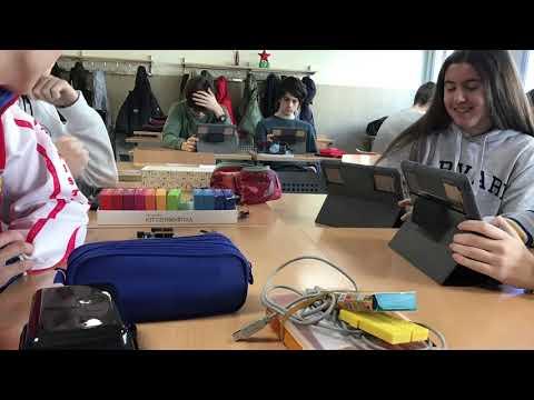 Corazonistas La Mina (Zaragoza) ganadores del concurso Endesa a la Eco Innovación Educativa