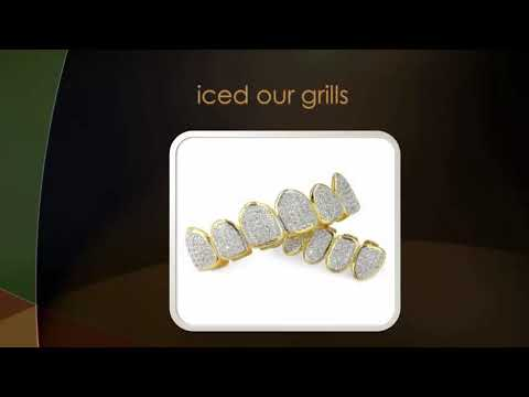 Gold Grill For Tooth