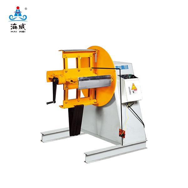 Haiwei decoiler machine