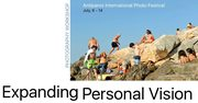 """Photography Workshop: """"Expanding Personal Vision"""""""