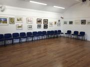 Art exhibition, Falcarragh,Co Donegal.