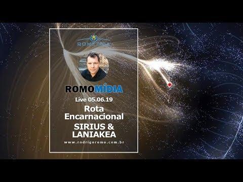ROTA ENCARNACIONAL SIRIANA E ESTRUTURA LANIAKEA