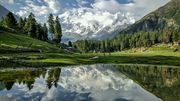 Fairy Meadows in Gilgit Baltistan, Pakistan