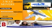 3-Way International & Local Movers In lahore