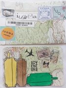 Received Mail Art From Cherub Ayers