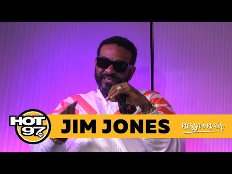 Jim Jones Announces Joint Album w/Cam'ron + More!