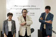 A. Cortina, E. Tortosa y M. Pimentel