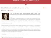 ÉTICA DE COLABORACIÓN NACIDA DE LOS FUNDAMENTOS CUÁNTICOS.