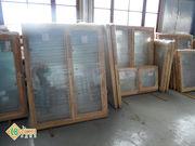 Стандартные деревянные окна