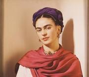 Art inspired by Frida Kahlo Art Show