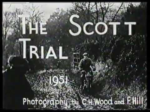 1951 Motorcycle Sport Highlights From Yorkshire
