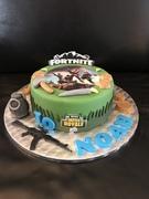 Fortnite taart