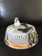 Wapen taart