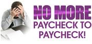 No More Paycheck to Paycheck