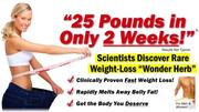 Lose 25 Pounds in Only 2 Weeks