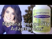 Natural Longevity Adaptogens