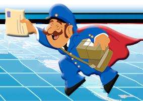 1 Postman Delivers Money To Your House