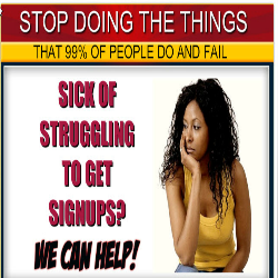 Stop doing what the 99% are doing that fail