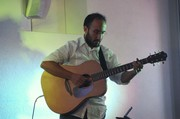 "Anteprima cantautori d'Italia: Alan Bonner ""Balladeer"" tour"