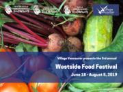 *3rd Annual Westside Food Festival