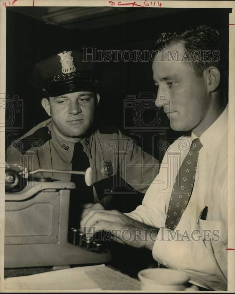 Marvin Ray Ellison, Houston Police Officer