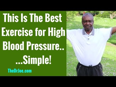 Nitric Oxide Dump Exercises - Best Exercise for High Blood Pressure (Nitric Oxide Blowout)