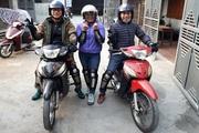 Cho thuê xe máy quận Hà Đông Hà Nội