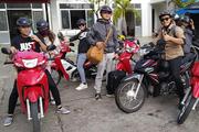 Cho thuê xe máy Công Tân