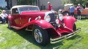 2019 Elegance At Hershey 1934 Mercedes Benz 500K Sindelfingen Cabriolet A